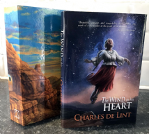 The Wind in His Heart [lettered traycase] by Charles de Lint